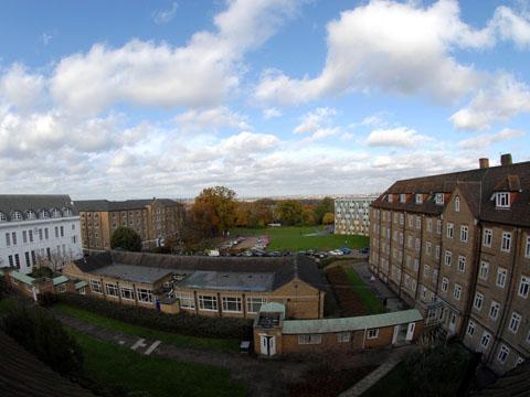 Roehampton University: Digby Stuart Campus
