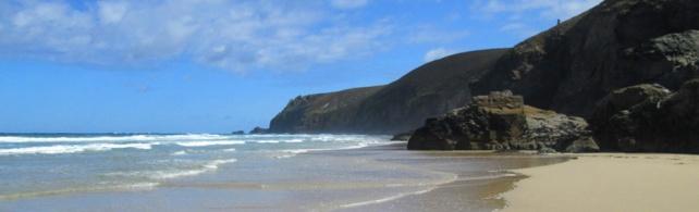 St Agnes - Beach